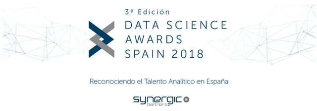 Los grandes profesionales del Big Data se citan de nuevo en el Data Science Awards Spain de Synergic Partners