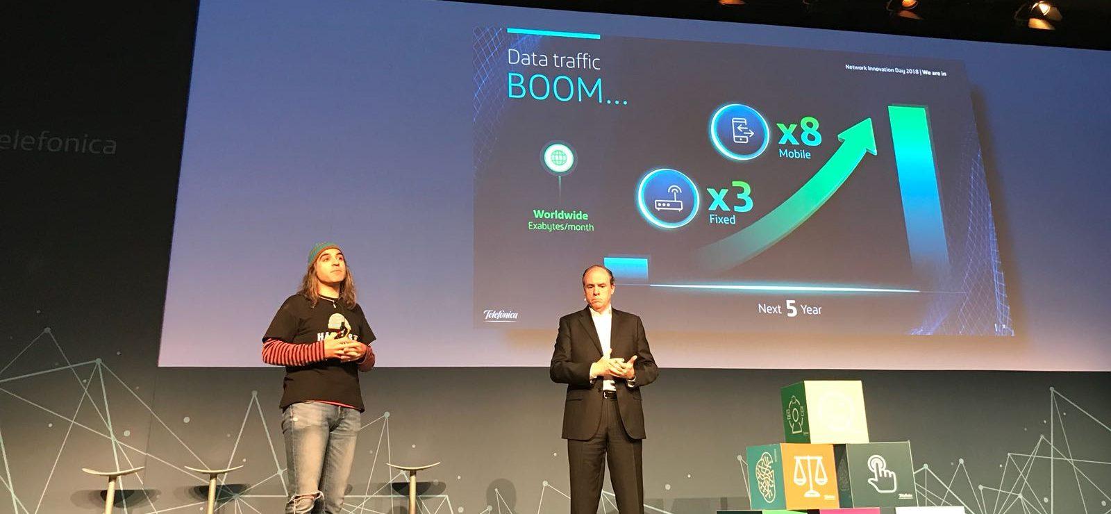 La innovación, seña de identidad de la red del futuro