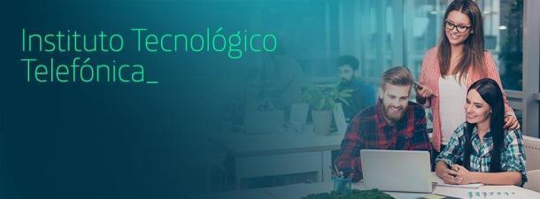 Súbete al tren de las nuevas profesiones digitales con el Instituto Tecnológico Telefónica