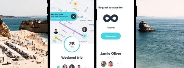 Encuentra a tus amigos con Wave, una app que une geolocalización y privacidad
