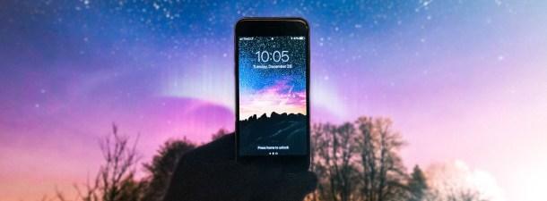 El modo noche o modo nocturno en Android e iPhone