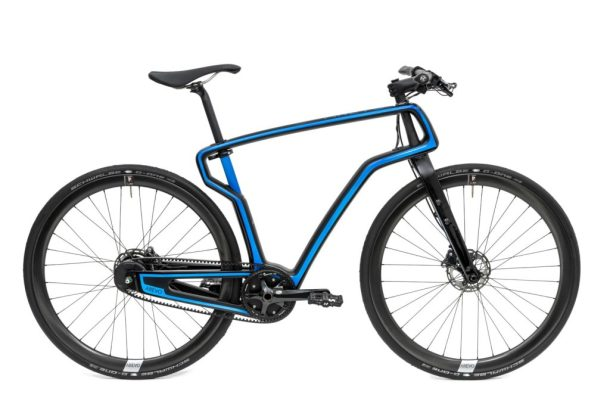 bici impresa en 3D