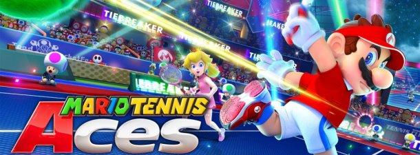 El tenis trae de vuelta a Nintendo Switch a Mario y sus amigos