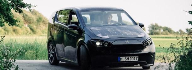 Sono Motors: llega Sion, el coche solar asequible