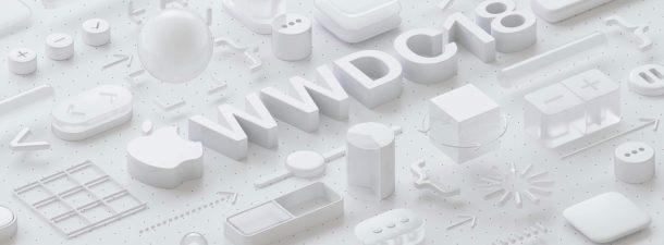 Sigue en primera persona todas las novedades de la WWDC 2018