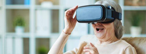 Realidad virtual contra el Párkinson