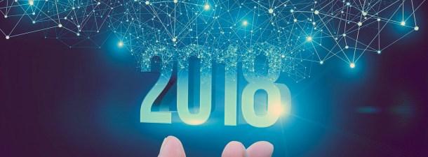 Las tendencias tecnológicas que están protagonizando 2018