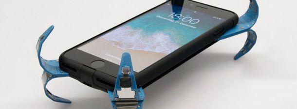 Así es el 'airbag' para smartphones que evitará las temidas roturas de pantalla