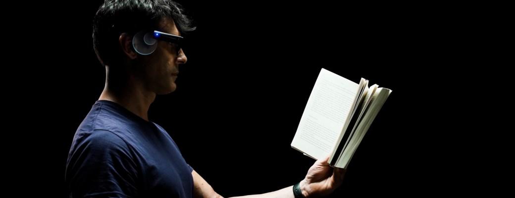 OrCam MyEye 2.0 gafas ciegos tecnología