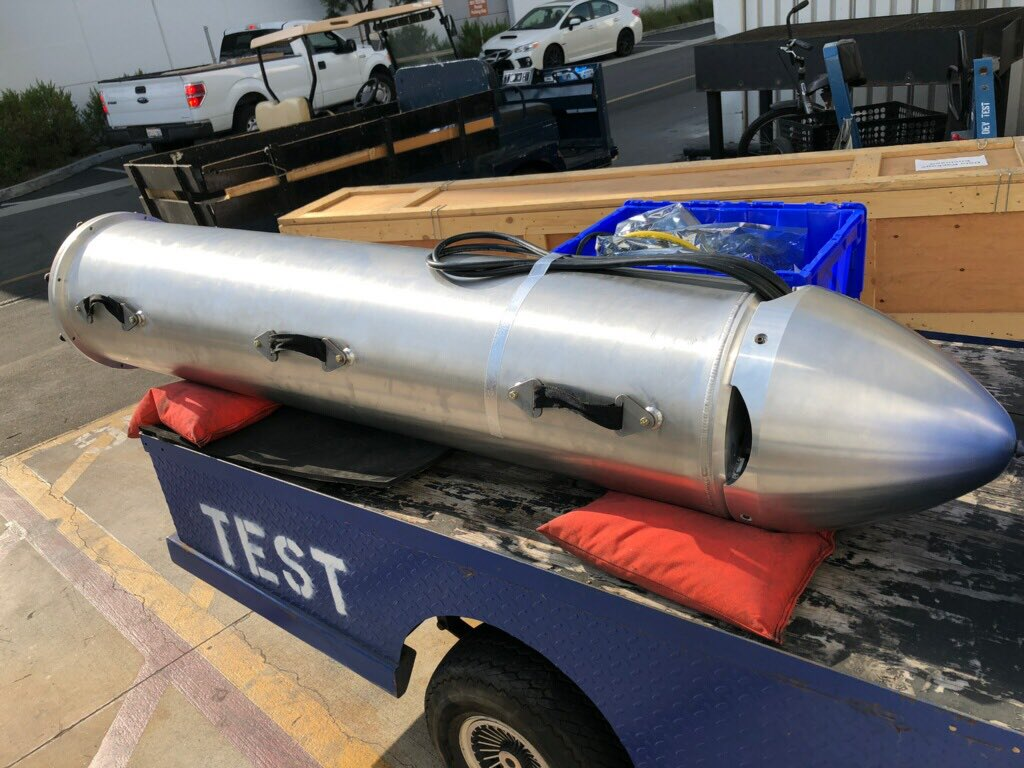 Así es el minisubmarino de Elon Musk para el rescate de los niños tailandeses