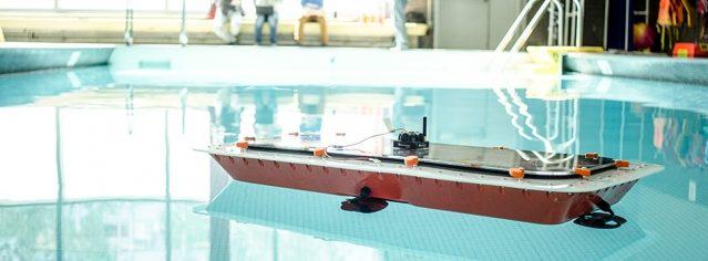 Barcos autónomos, la solución definitiva para terminar con los atascos en ciudades