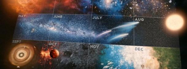Calendario espacial 2018: conoce los grandes eventos estelares