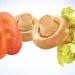 La hamburguesa de hongos, un bocado a favor del medio ambiente