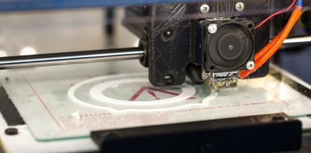 impresora 3d comercio global