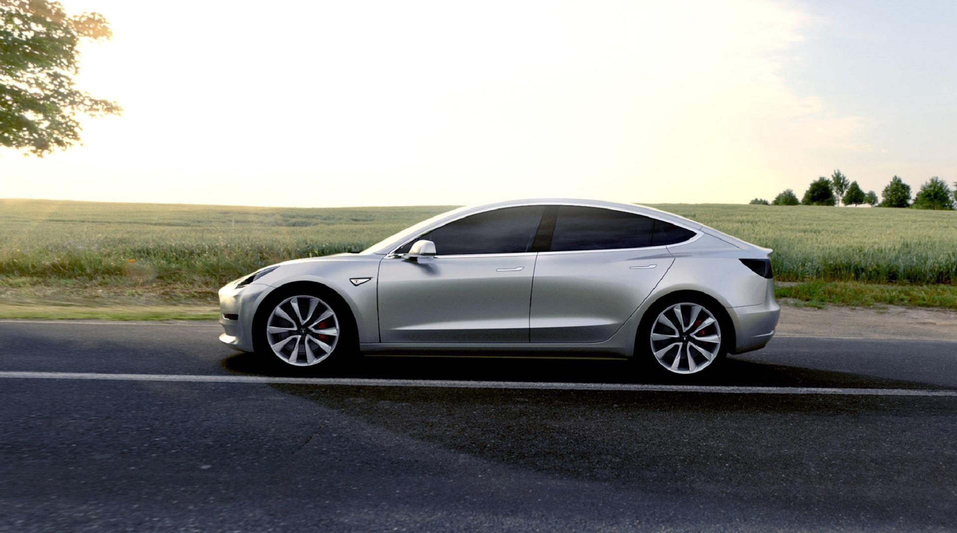 El Tesla Model 3 ya es el coche más vendido de California
