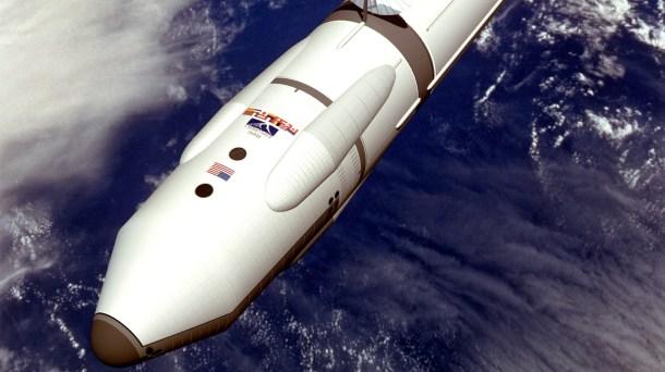 60 años de la NASA