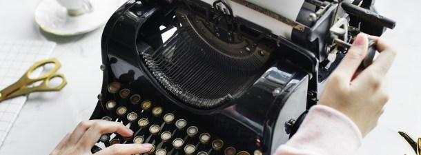 Aplicaciones móviles para escritores y guionistas