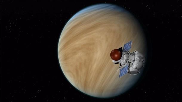 Explorar Venus