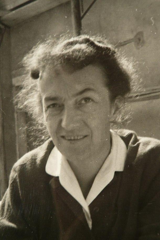 Grete Kellenberger