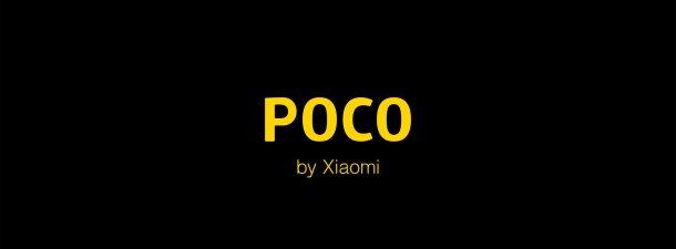 Poco, la nueva marca de smartphones de Xiaomi con precios aún más bajos