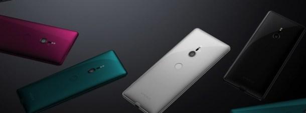 Sony lanza el XZ3, su primer smartphone Xperia con OLED