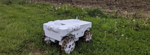 La agricultura empieza su robotización