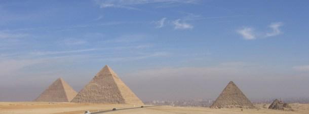 Egipto construye el que será de lejos el mayor parque solar del mundo