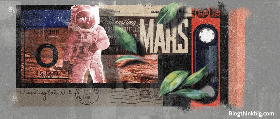 Una nueva bacteria permitirá al ser humano respirar en Marte