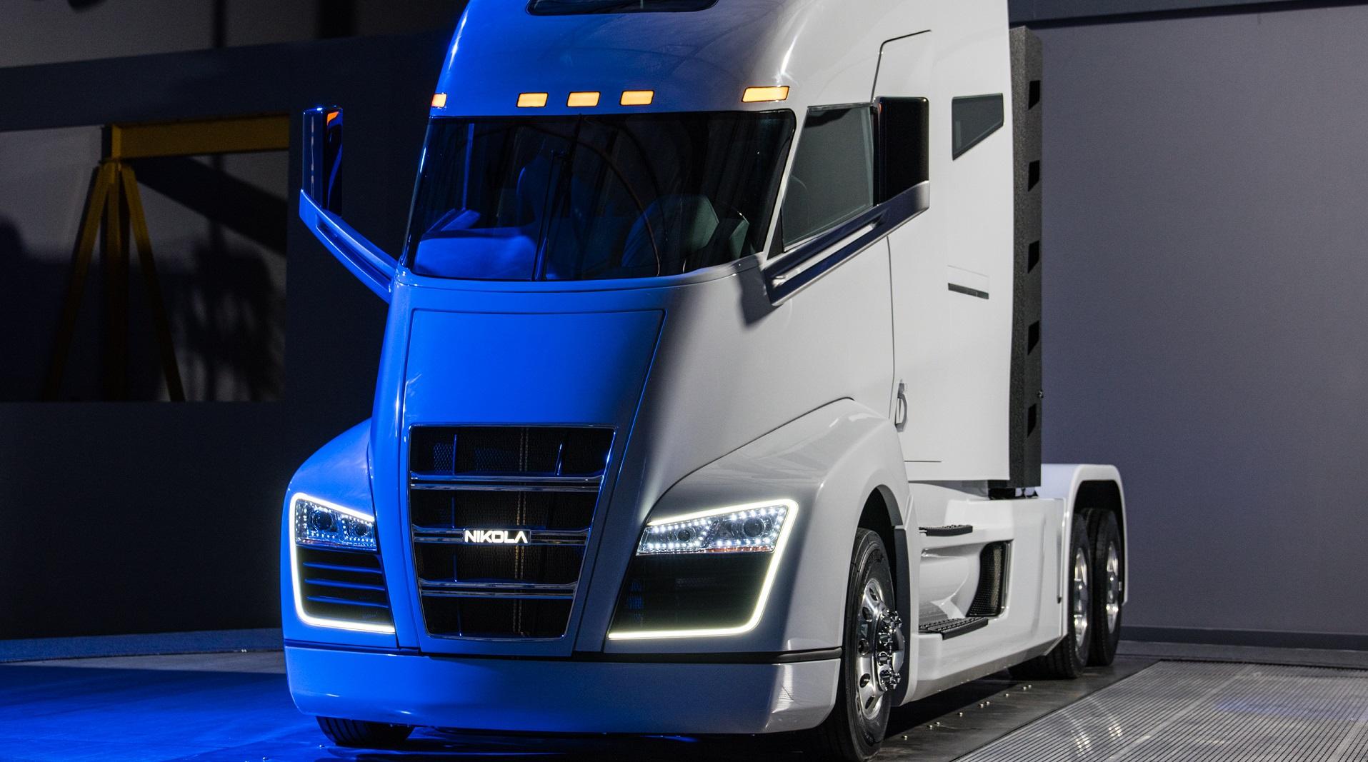 Nikola Motor y sus camiones de hidrógeno