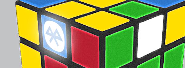 Conoce la historia del cubo de Rubik, ahora con Bluetooth