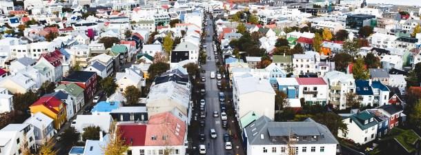 El caso de Islandia: cómo los drones ya reparten comida a domicilio