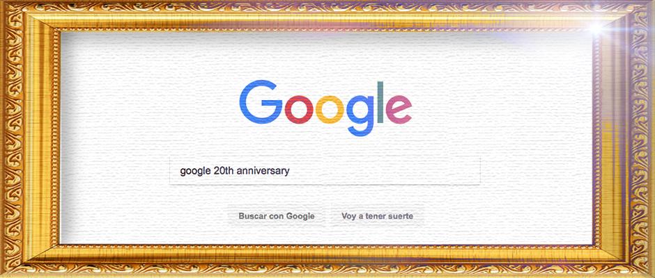 20 años de Google: de nacer en un garaje a conquistar Sillicon Valley