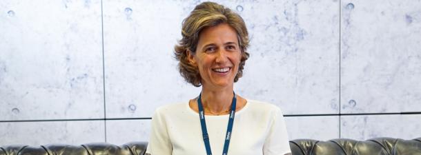 """Arancha Díaz-Lladó: """"Se requieren nuevas formas de innovación para hacer frente a los problemas apremiantes"""""""