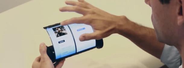 MagicScroll, la primera tablet con pantalla enrollable