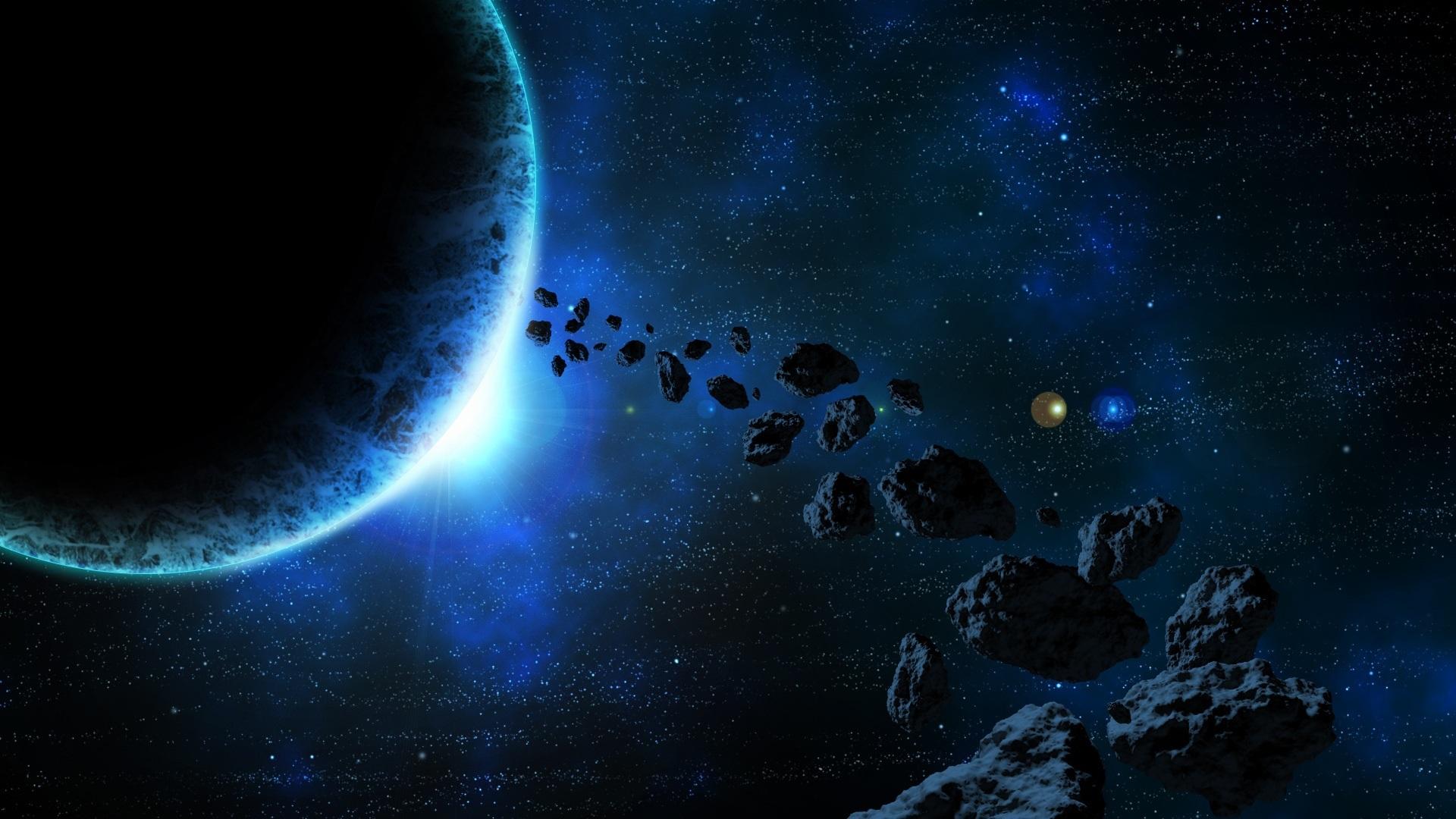 Un asteroide peligroso orbitará la Tierra el próximo sábado