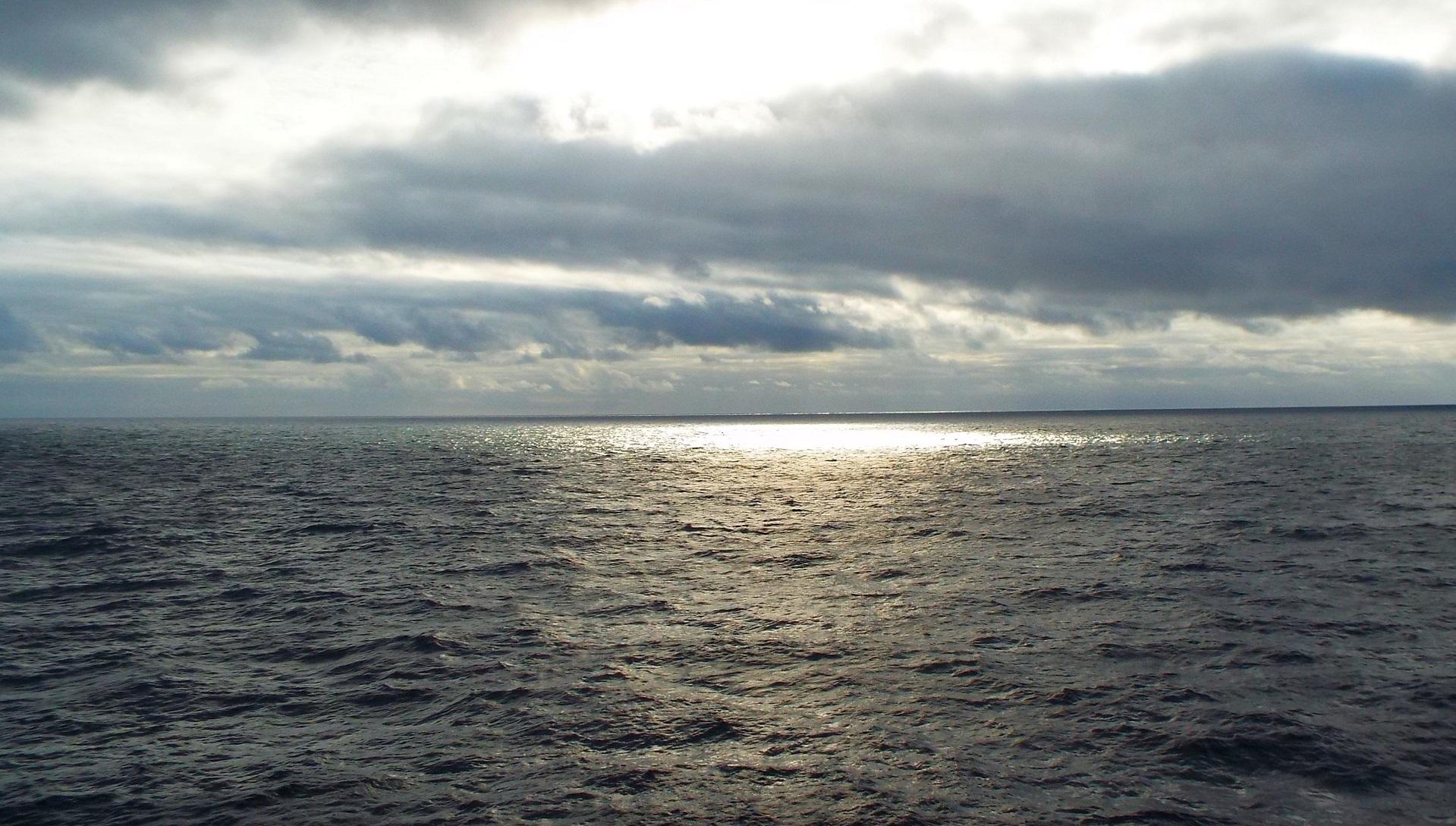 Este es el primer barco autónomo que ha cruzado el Atlántico