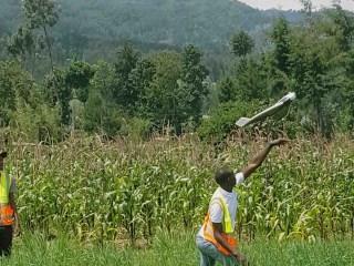 Drones en África