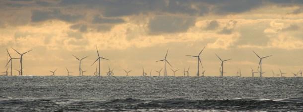 Escocia genera el doble de energía que necesita solo con la eólica