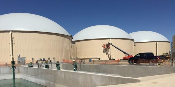 residuos orgánicos en gas natural