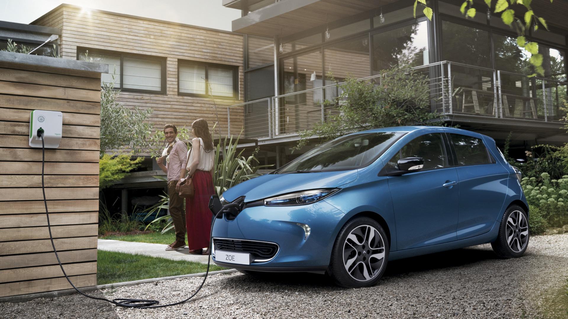 Renault construirá acumuladores gigantes con las baterías de sus eléctricos