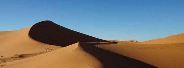 Las granjas solares y eólicas del Sáhara podrían hacer llover en el desierto