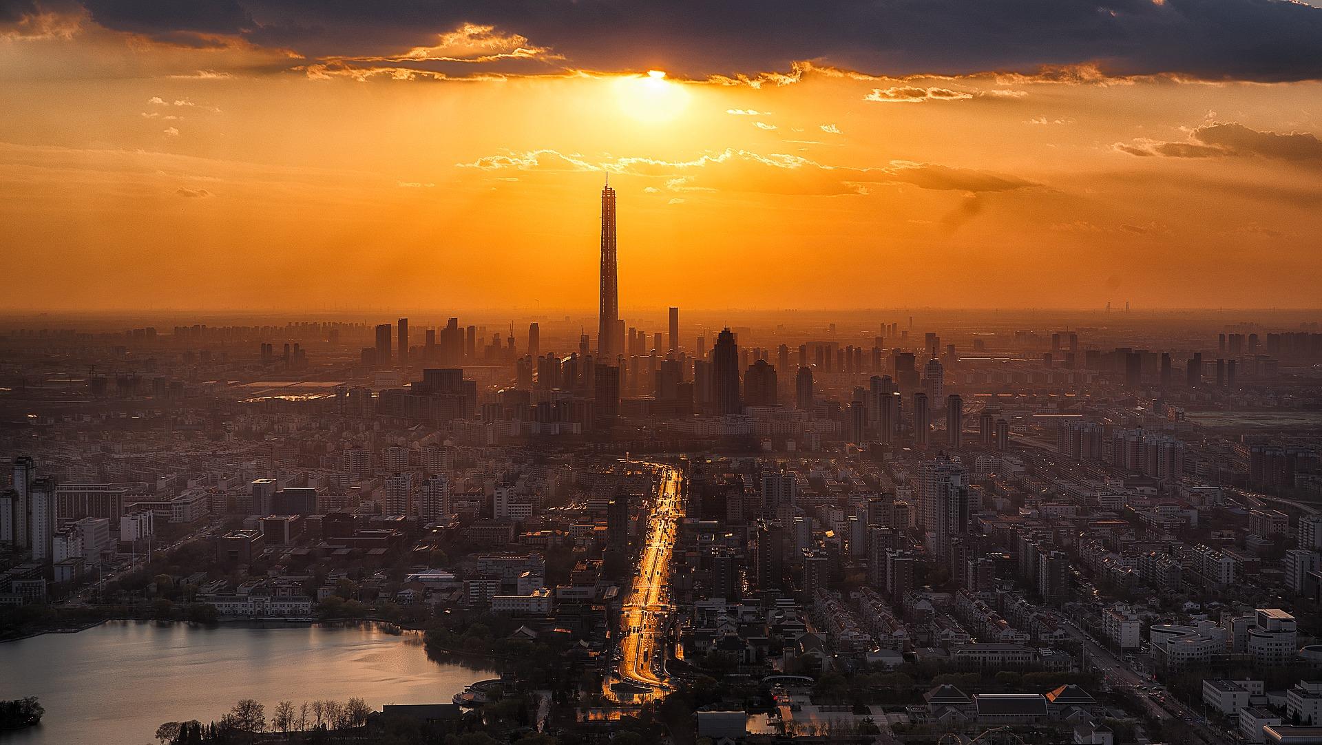 Rascacielos más altos para albergar a la humanidad en 2050