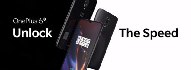 OnePlus 6T: lector de huellas bajo la pantalla, mejor sistema fotográfico y mayor autonomía