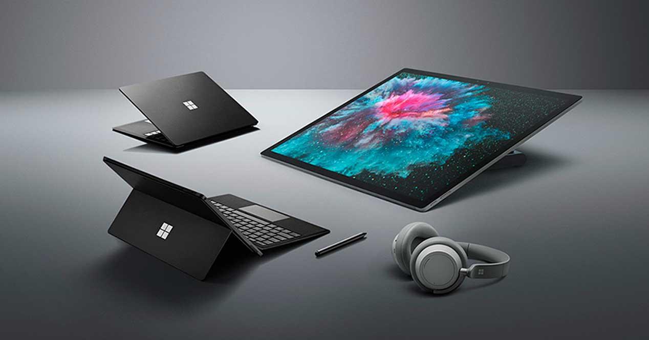 Microsoft presenta nuevas Surface que no alcanzan la modernidad
