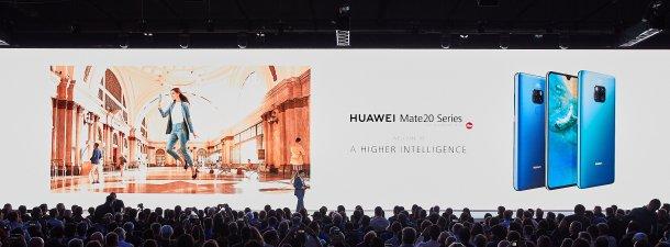 La nueva apuesta de Huawei: Mate 20 y Mate 20 Pro