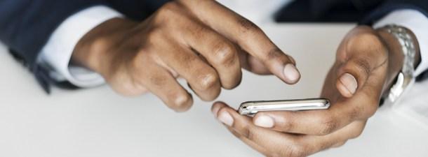 Cinco perfiles genéricos de uso del teléfono móvil
