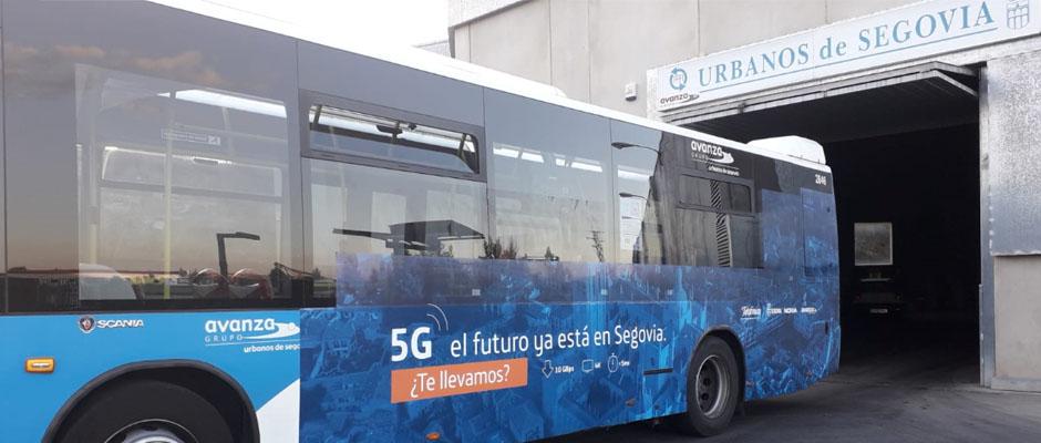 El primer demostrador de TV 4K se enciende en Segovia