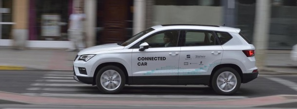 El primer caso de conducción asistida de un vehículo particular tiene lugar en Talavera