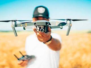 drones inteligencia artificial vuelo dron