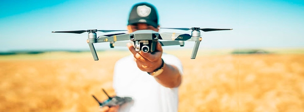 Cómo los drones están haciendo uso de la Inteligencia Artificial